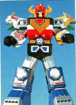 LG Galaxy Megazord