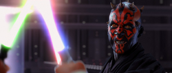 Maul snarl