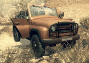 UAZ-469 Front BOII