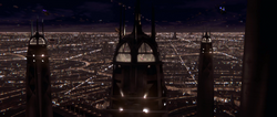 Jedi High Council Tower TPM