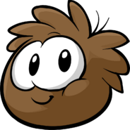 Brown puffle trsprt
