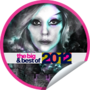 GetGlue Stickers - Big &amp; Best of 2012 Little Monsters