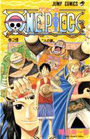 Foro Port One Piece - Portadas Manga 129px-Volumen_24