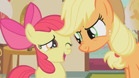 Applejack and Apple Bloom &quot;not just an afternoon&quot; S01E12