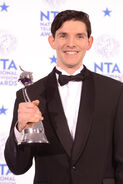 Colin at nta
