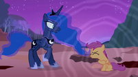 Princess Luna she&#39;s waking up S3E6