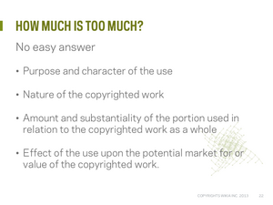 Copyright webinar Slide23