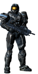 Halo Reach Custom Spartan 1