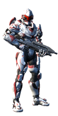 USER Halo 4 Custom Spartan 4