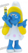 Smurfette with Bug
