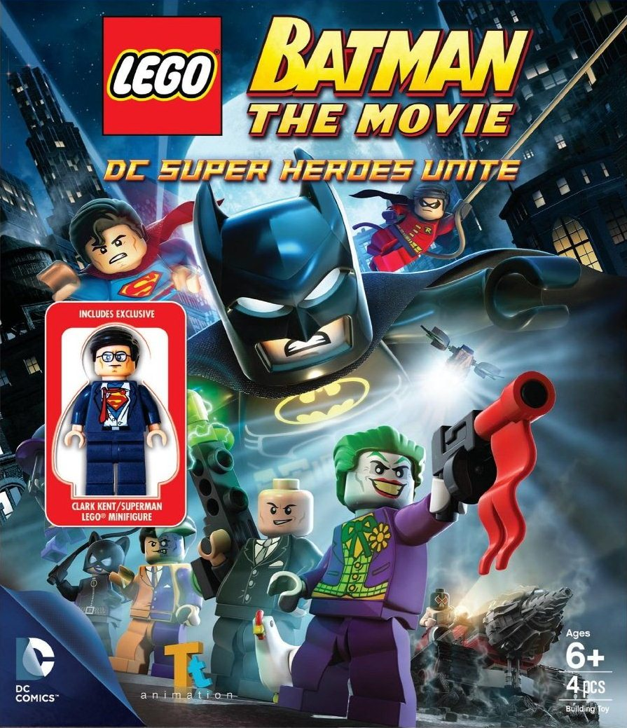 Lego batman the movie dc super heroes unite - Super batman movie ...