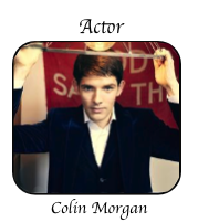 Actor Colin Morgan