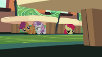 CMC hiding &quot;there has to be a better solution&quot; S03E11