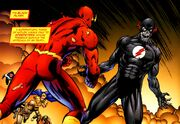 Flash rouges Black Flash Black Flash 003