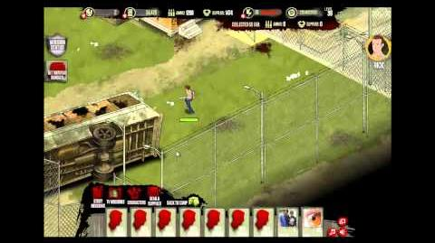 Prison Yard - The Walking Dead Social Game - TV Missions-0