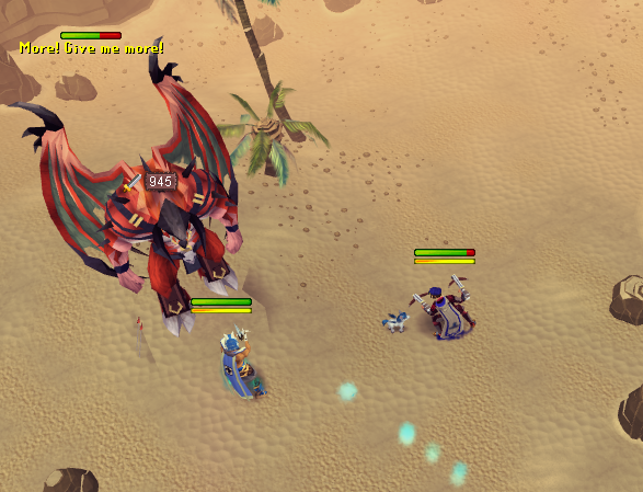 Demon_flash_mob_fight Fishing is always regarded as a profitable skill for players in runescape gold