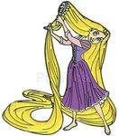 Disney Tangled - Rapunzel