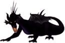 Maleficent (Dragon) KHBBS