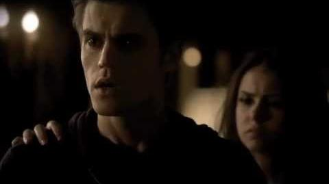 Vampire Diaries Stefan & Elena Make Love - 1x10