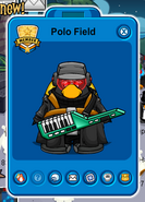 Polo Field Playercard
