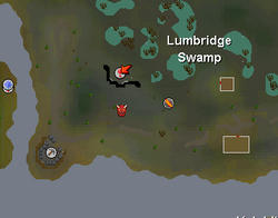 Demon Flash Mob Lumbridge Swamp