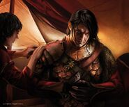 Oberyn Martell by Magali Villeneuve, Fantasy Flight Games©