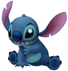 Stitch KHII