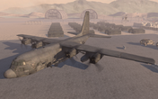 AC-130 Fire Base Phoenix MW2