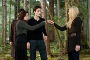Bella, edward, kate y eleazar
