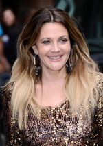 Drew Barrymore 2012