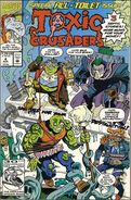 Toxic Crusaders Vol 1 4