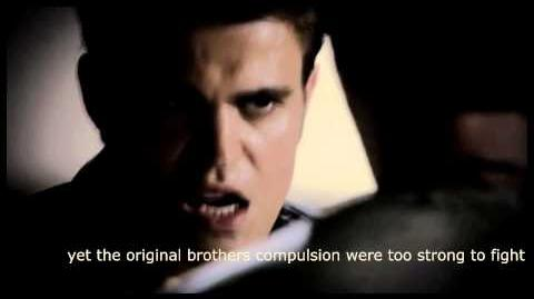 4x11 Damon couldn't resist the Compulsion but Stefan did!!!!