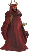 Horned King transparent
