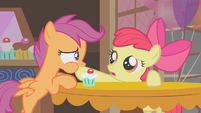 Scootaloo Bad Idea S1E12