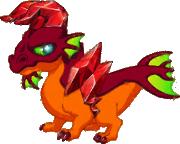garnet dragonvale wiki