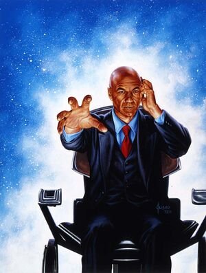 Professor X by JJusko