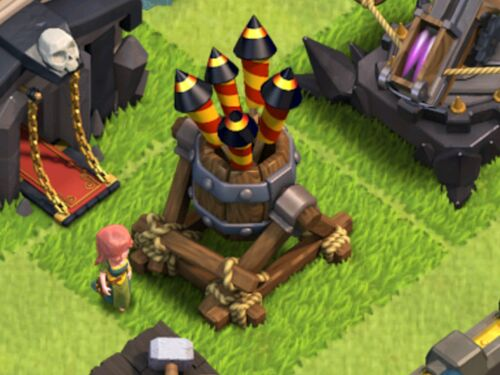 Image - Lvl7 air defense.jpg - Clash of Clans Wiki