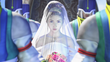 FFX Yuna Wedding Dress