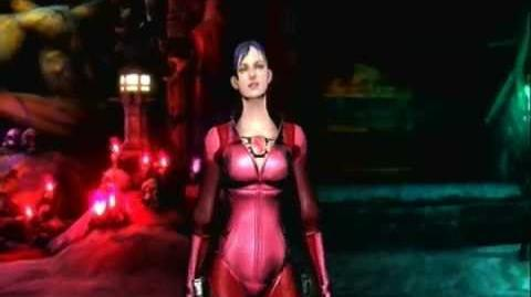 Ultimate Marvel vs Capcom 3 - Team P.I.M.P. Morrigan Trish Jill (1 of 2)