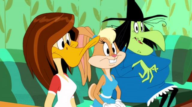 Looney tunes tina