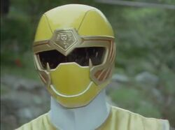 Yellow Wind Ranger