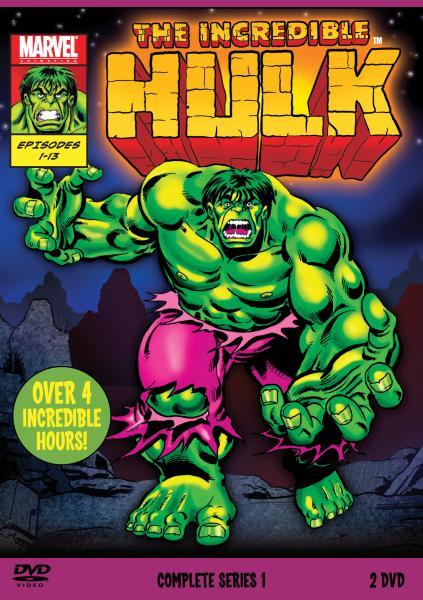 Niesamowity Hulk / Incredible Hulk (1996-1997) PL.TVRip.XviD / Dubbing PL *dla EXSite.pl*