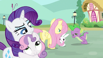 Rarity I believe you S3E11