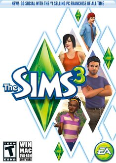 The Sims 3 Refresh Cover