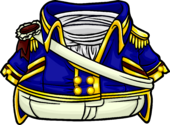 Admiral&#39;s Coat clothing icon ID 4200