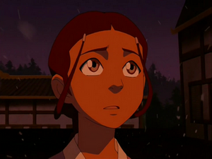 Katara&#39;s epiphany