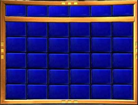Blank Jeopardy Template – Blank Jeopardy Template