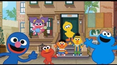 "Sesame Street ""Fun Fun Elmo,"" A Mandarin Language Learning Program -- Episode 9"