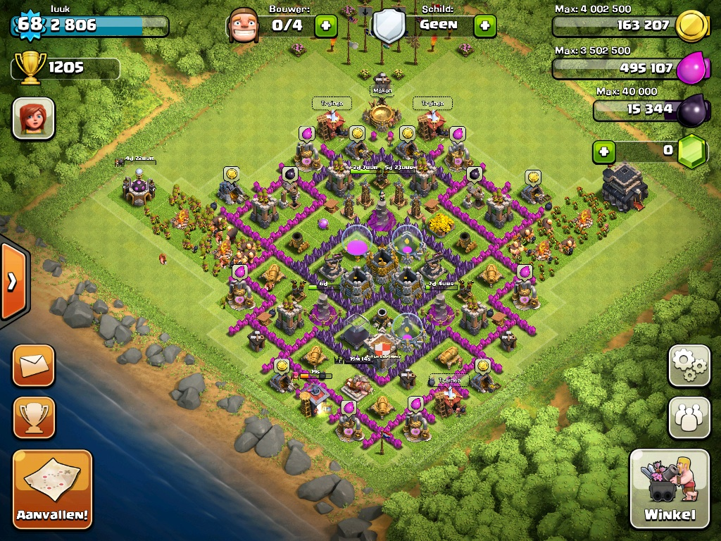 Trophy Farming - Clash of Clans Wiki