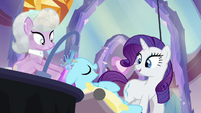 Rarity in awe &quot;oh, my!&quot; S03E12